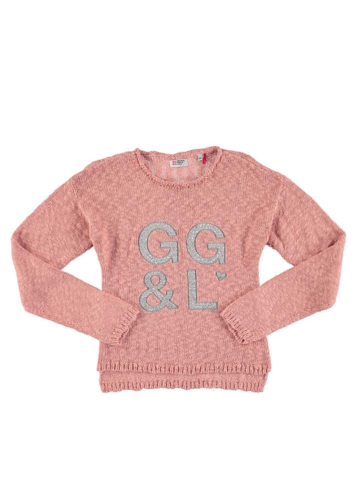 George Gina & Lucy Girls Pullover in Rosa -65% | Größe 176