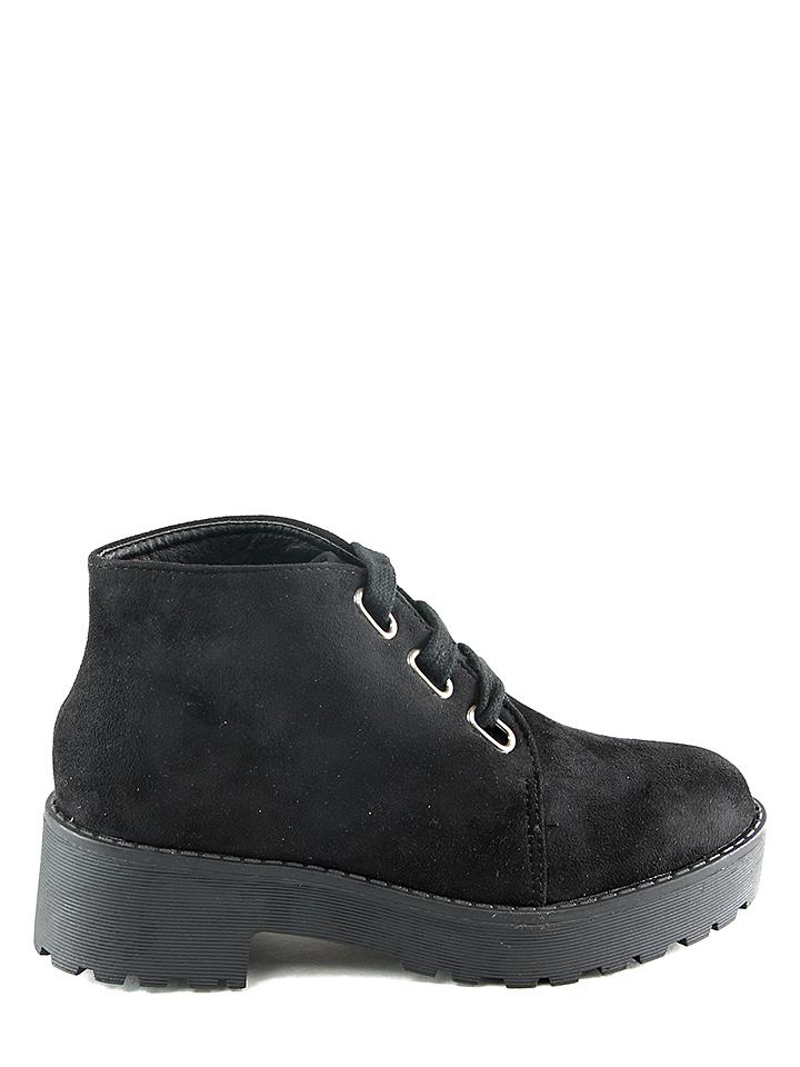 Chc Shoes Schnürschuhe in Schwarz - 67% | Größe 36 Damen schnuerschuhe