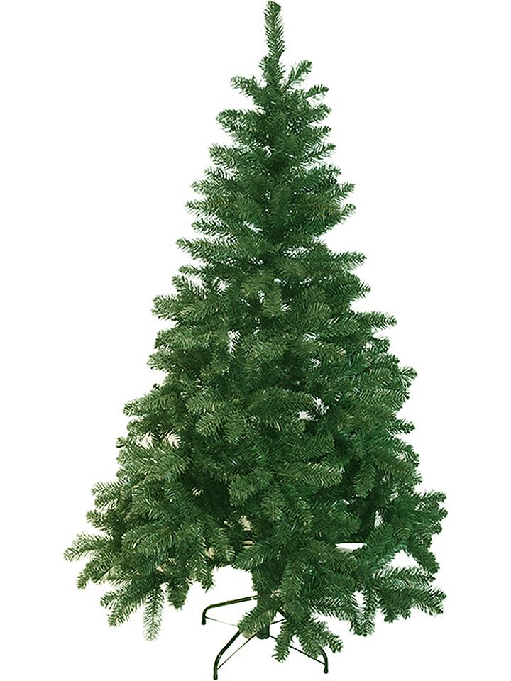 - Künstlicher Weihnachtsbaum in Grün - (H)185 x...