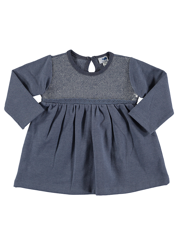 Dostortugas Kleid in Grau - 40% | Größe 92 Babykleider