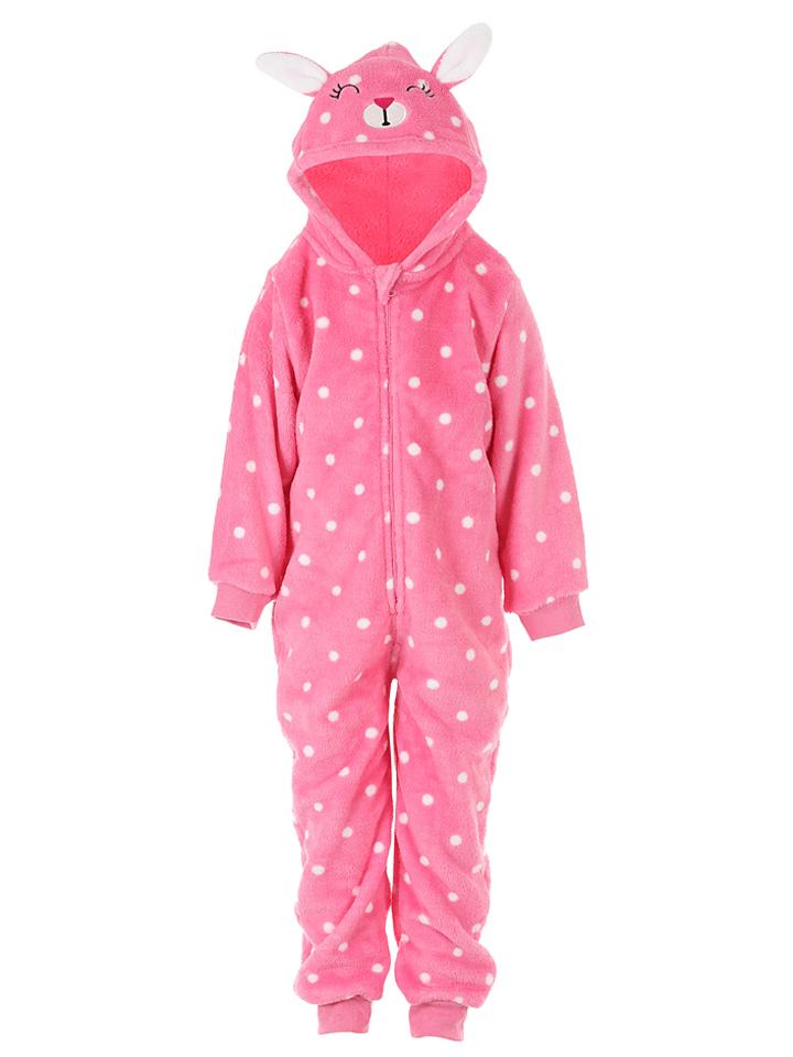 Carlsteins Overall in Pink - 47% | Größe 98/104 Kinderhosen