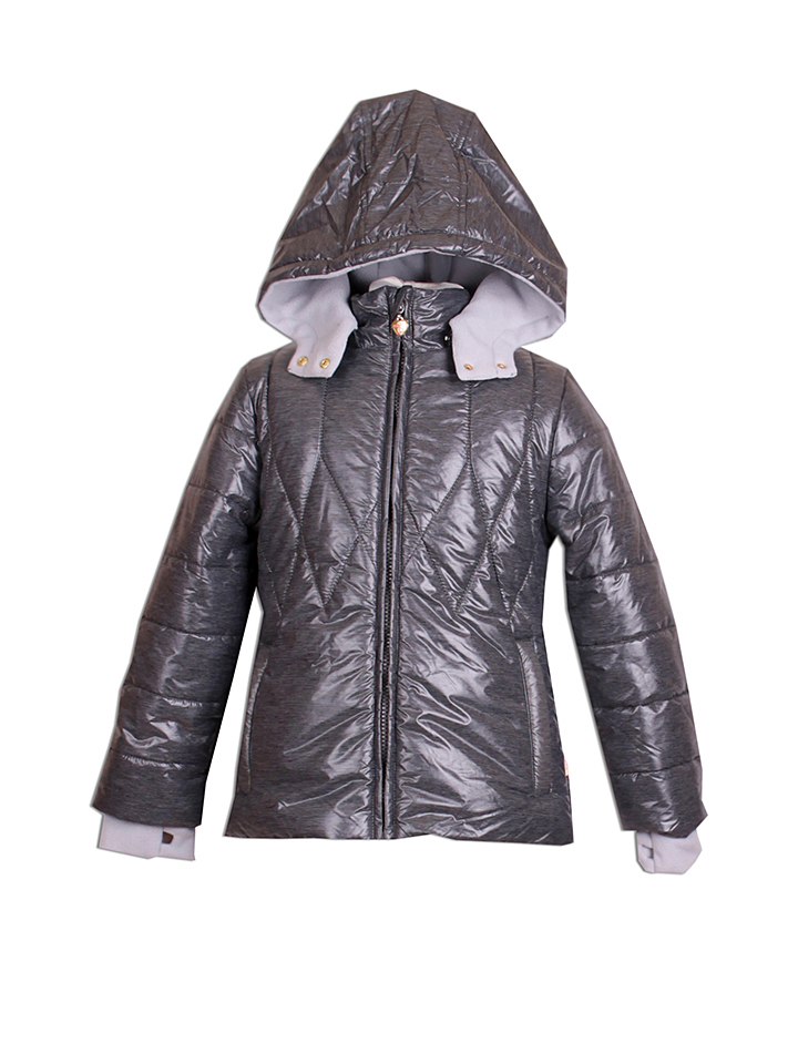 Pezzo D`oro Jacke in Dunkelgrau - 52% | Größe 152 Kinder outdoor