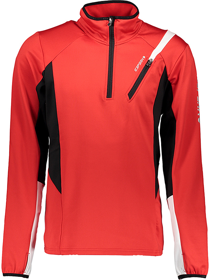 Icepeak Funktionstroyer ´´Milo 381´´ in Rot - 5...