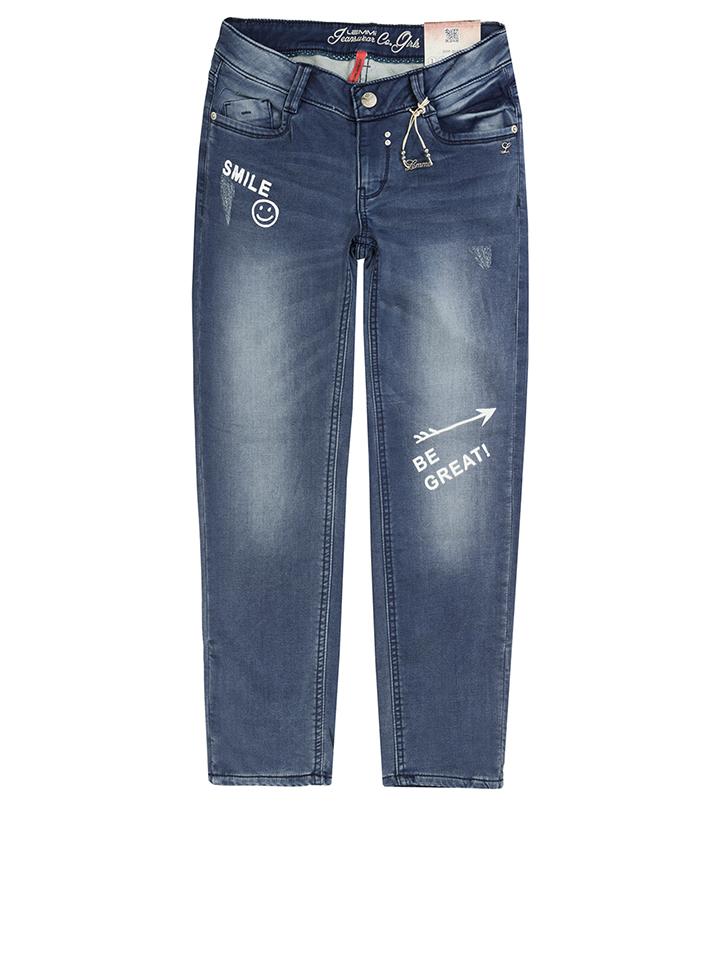 Lemmi Jeans ´´Boyfriend Style Slim´´ in Blau - ...