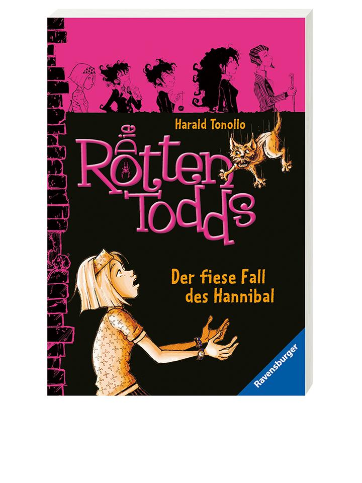 Ravensburger Kinderroman Die Rottentodds - Der fiese Fall des Hannibal - 41% | Kinderbuecher
