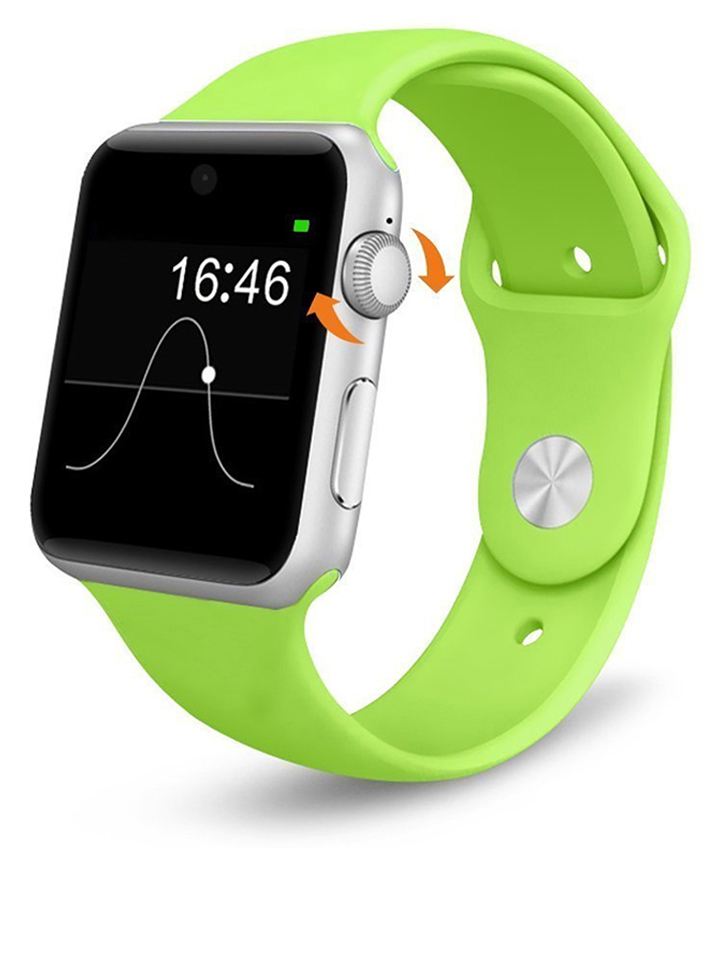QUBE Smartwatch in Grün - 55% | Damenuhren