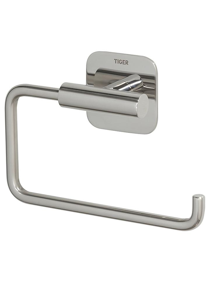 tiger toilettenpapierhalter in chrom b 14 6 x h 9 9 x t 3 4 cm 23 badezimmer accessoires. Black Bedroom Furniture Sets. Home Design Ideas
