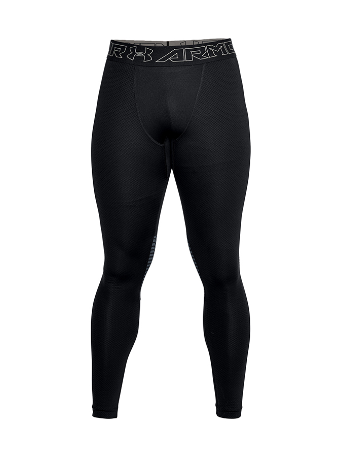 Under Armour Funktionsleggings in Schwarz - 54% | Größe M Herren waesche