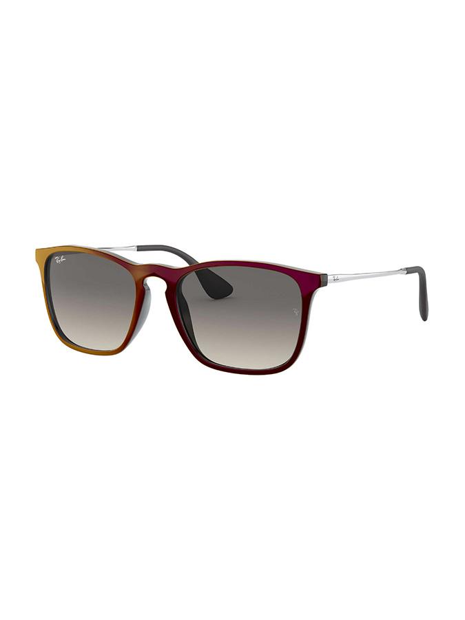 Carrera Unisex-Sonnenbrille in Schwarz-Silber - 47% ByTiP6