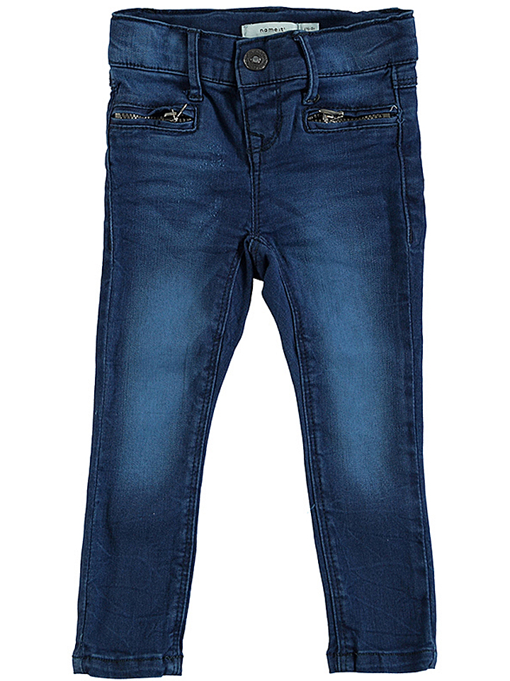 Name it Jeans ´´Tita´´ in Blau - 62% | Größe 15...