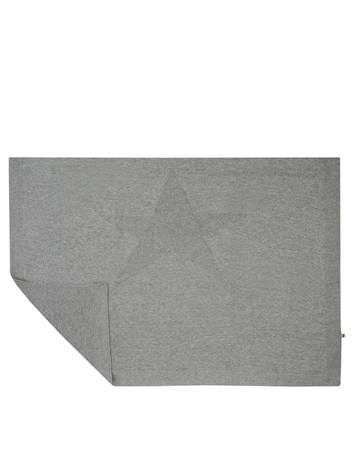 Jacky Decke in Grau - (L)100 x (B)70 cm - 36% |...