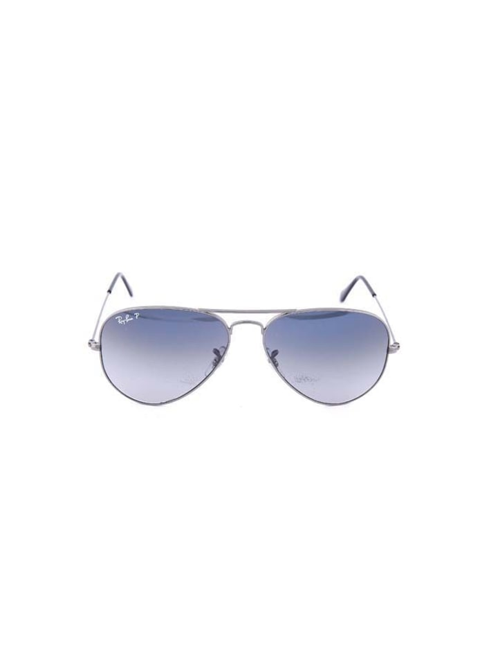 ray ban herren sonnenbrille aviator blau