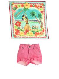 "Cakewalk Shorts ""Dana"" in pink"
