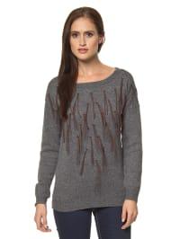 """Vero Moda Pullover """"Seattle"""" in Grau"""