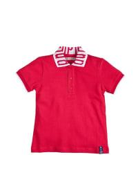 """Ginkana Polo-Shirt """"Dayton"""" in rot"""