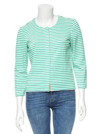Vero Moda Cardigan in Weiß/ Grün