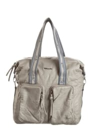 "Tamaris Shopper ""Julie"" in Grau - (B)39 x (H)34 x (T)7,5 cm"