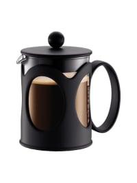 "Bodum Kaffeebereiter ""Kenya"" in Schwarz - 500 ml"