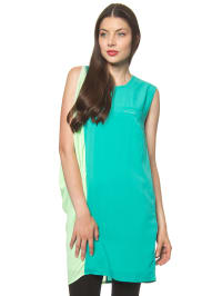 "Vero Moda Kleid ""Kaisa"" in Grün/ Mint"