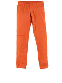 Blue Seven Stoffhose in orange
