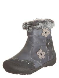 """Primigi Leder-Boots """"Jocelyn"""" in Blaugrau"""