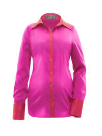 "Bellybutton Bluse ""Sonia"" in Fuchsia/ Rot"