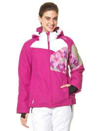 """Icepeak Ski-/ Snowboardjacke """"Karita"""" in Pink"""