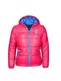 """Trollkids Funktionsjacke """"Holmdalen"""" in Pink/ Blau"""