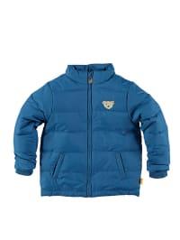 Steiff Daunen-Jacke in Blau
