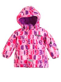 "Legowear Skijacke ""Jessi"" in pink"