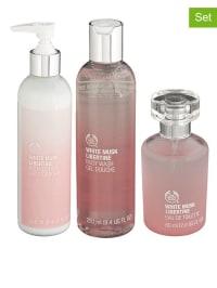 "The Body Shop 3tlg. Geschenk-Set ""White Musk Libertine"""