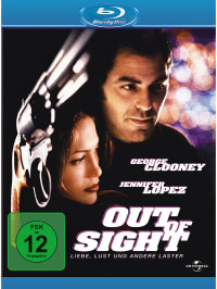 UNIVERSAL Out of Sight, Blu-ray - FSK 12