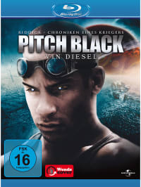 UNIVERSAL Pitch Black - Planet der Finsternis, Blu-ray - FSK 16
