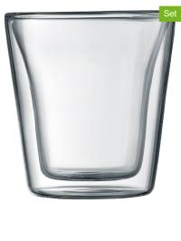 """Bodum 2er-Set: Gläser """"Canteen"""" - 100 ml"""