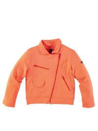Moonkids Sweatjacke in Orange