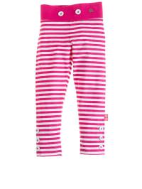 Dutch Bakery Leggings in pink/ weiß