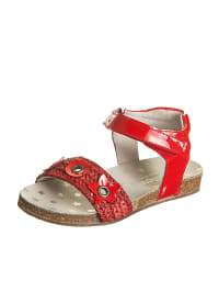 Billowy Sandalen in rot