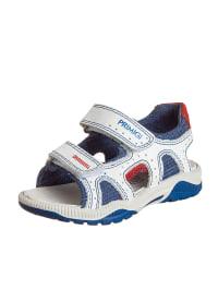 Primigi Sandalen in weiß/ blau