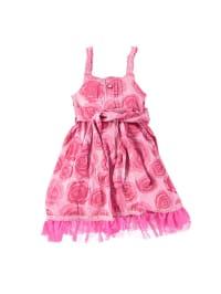 "POM POM Kleid ""Karlotte"" in rosa/ pink"