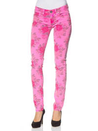 "One Green Elephant Jeans ""Kosai"" in pink"