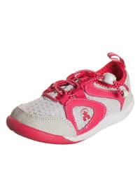 """Kamik Sneakers """"Speedy"""" in Pink/ Grau"""