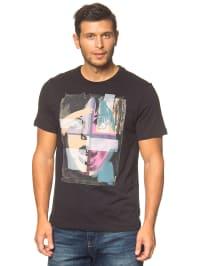 Mexx Shirt in Schwarz