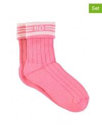 Bonnie Doon 2er-Set: Socken in Pink