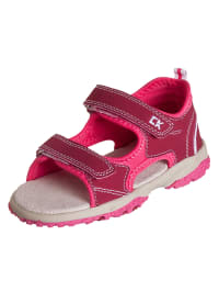 "Color Kids Color Kids Sandalen ""Matty"" in pink/ fuchsia"