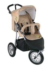 "Knorr-baby Sportwagen ""Joggy S"" in Beige"