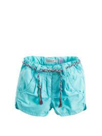 Noppies Shorts in Türkis