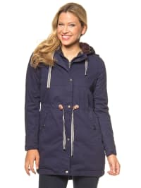 "Vero Moda Parka ""Demand"" in Blau"