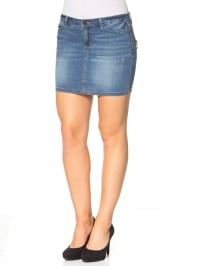 "Vero Moda Jeansrock ""Flash"" in Blau"