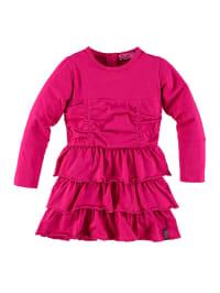 ZieZoo Kleid in Fuchsia