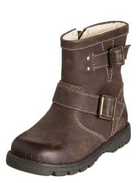 "Primigi Leder-Boots ""Moro"" in Braun"